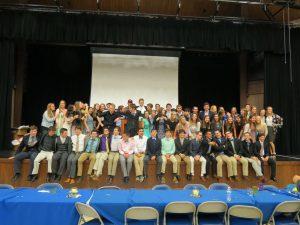 Graduation Class of 2016 Seton School Manassas VA