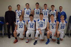 Varsity Basketball Team