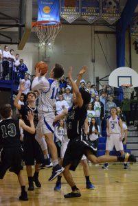 2016 Seton Basketball
