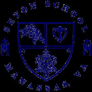 Seton School Manassas VA Seal