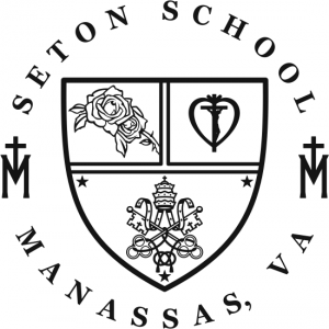 Seton School Private Catholic Education Northern Virginia Seal