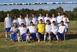 2016 Fall Seton Varsity Soccer Team