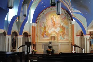 Chapel of Seton School Private Catholic Education Northern VA