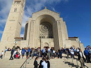 2015 Seton School Pilgrimage