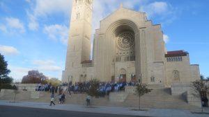 2016 Seton School Pilgrimage