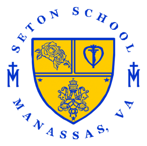Seton Logo two toned