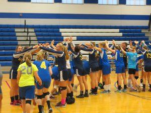 Sports and Athletics at Seton Catholic High School in Manassas VA