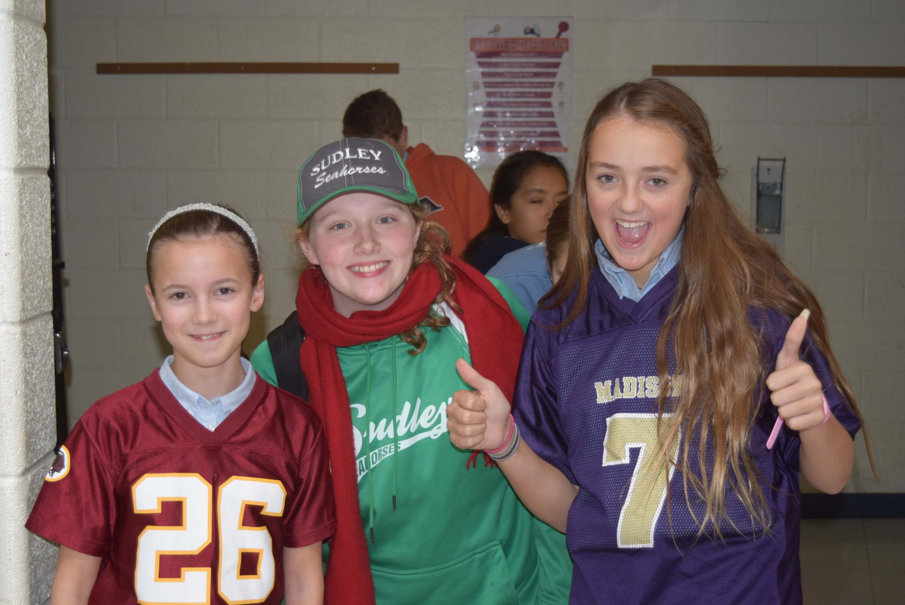 Seton School Spirit Week Gallery