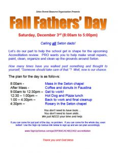 Fall Fathers Day Image