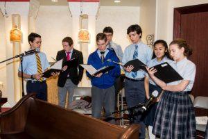Seton School Choir