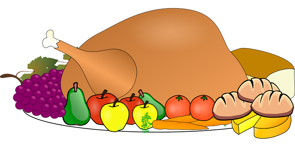 Thanksgiving Dinner Items are Needed by this Friday, Nov 11!