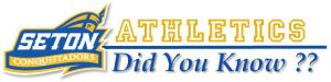 Did you know - Athletics