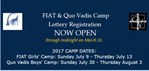 FIAT and Quo Vadis