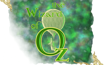 Wizard of Oz – 1/21 Weekly Schedule Reminder
