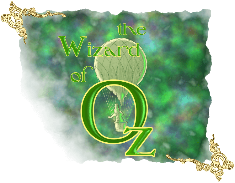 Join us for the Wizard of Oz this weekend!