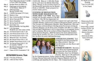 The Sentinel – May 2, 2019