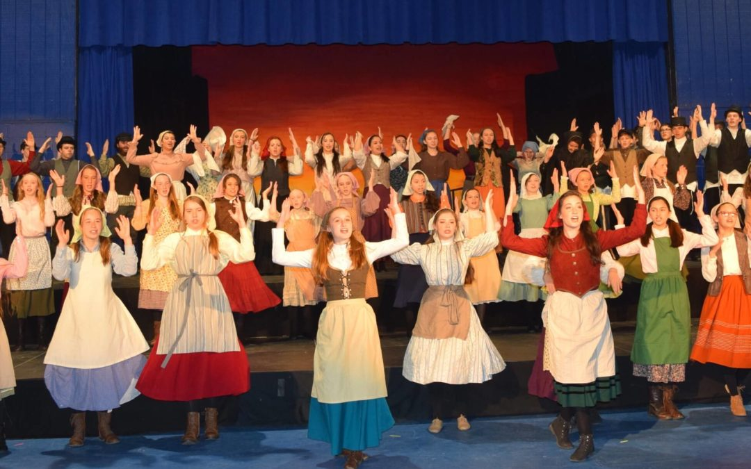 Seton's Fiddler On the Roof Movie July 3 & 4