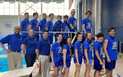 Seton Swimming and the 2020-21 Season of Overcoming Obstacles