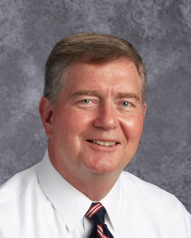 Mr Pat Geary